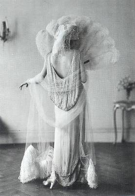 1924 Evening Gown by Norman Hartnell